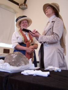 Victorian Ladies from the 'secrets of the Stones' 'Wessex Wednesday' Event