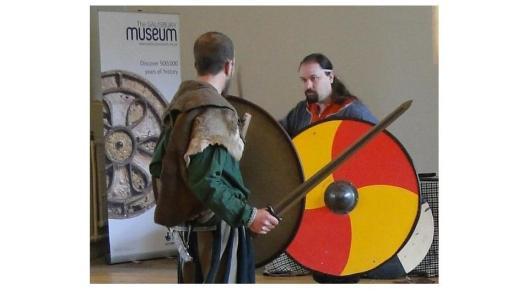 Saxon sword 2