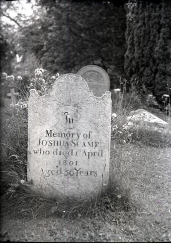 photo gravestone