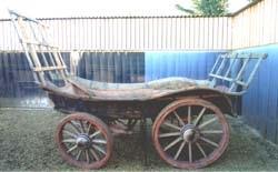 Wiltshire cart