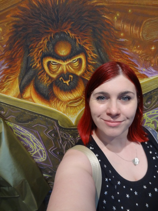 Museum Selfie 2