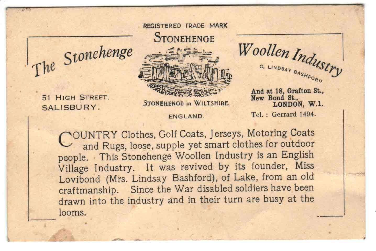 woollen industry