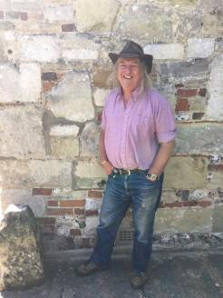 Dr Phil Harding